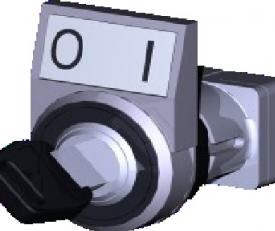 Przełącznik Kasetowy z przyciskiem STOP