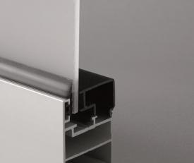 Profil aluminiowy nieocieplany